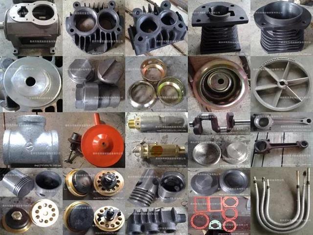 空压机配件-原厂、正厂、副厂、拆机件,不懂就被坑!