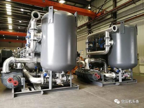 阿特拉斯.科普柯压缩热再生式干燥机XD6000正式量产